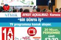 Beynimizin Pusulası – Bir Dünya İş – 1An TV Programı