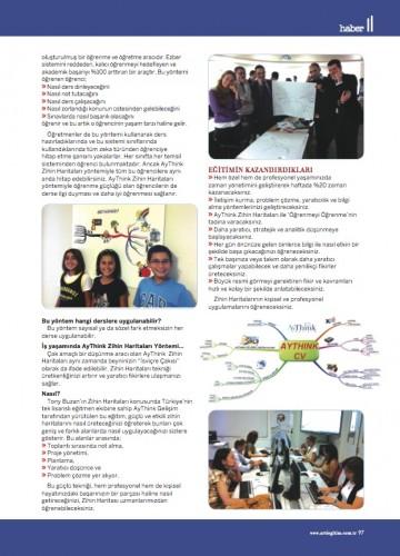 Artı Eğitim Dergisi