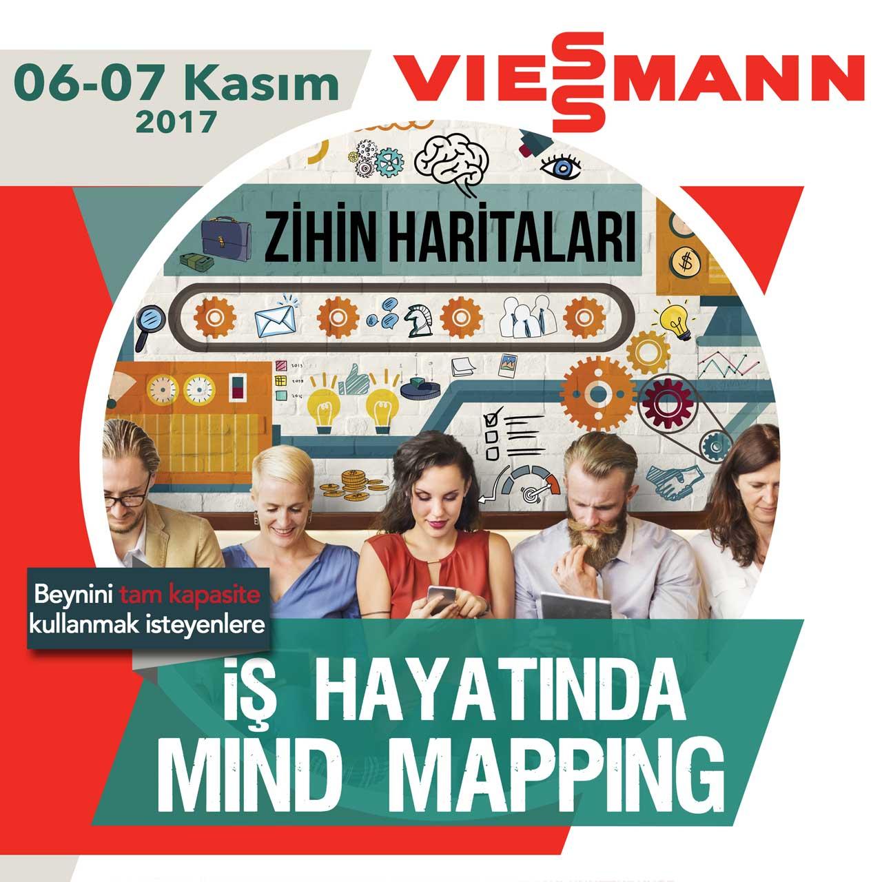 İş Hayatında Mind Mapping (Zihin Haritaları)