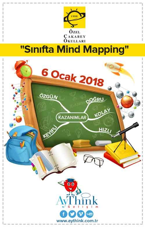 Sınıfta Mind Mapping Eğitimi - Özel Çakabey Okulları